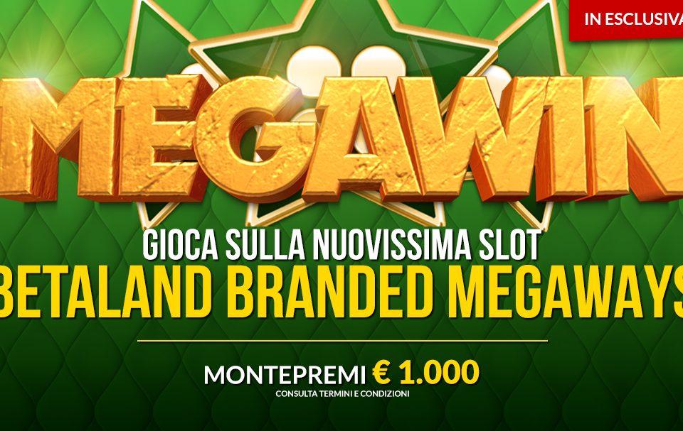 Casino-Betaland-TheClover-Bramded-Megaways-OIA-Slot-Online-Novità