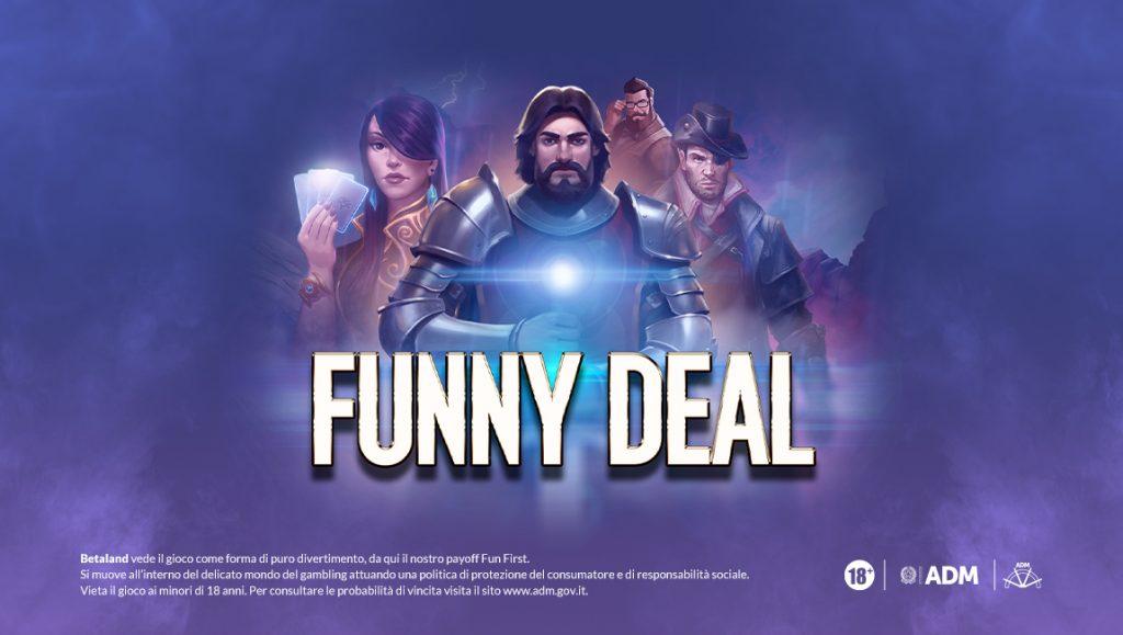 Betaland-Bonus-Casino-Promozione-Funny-Deal