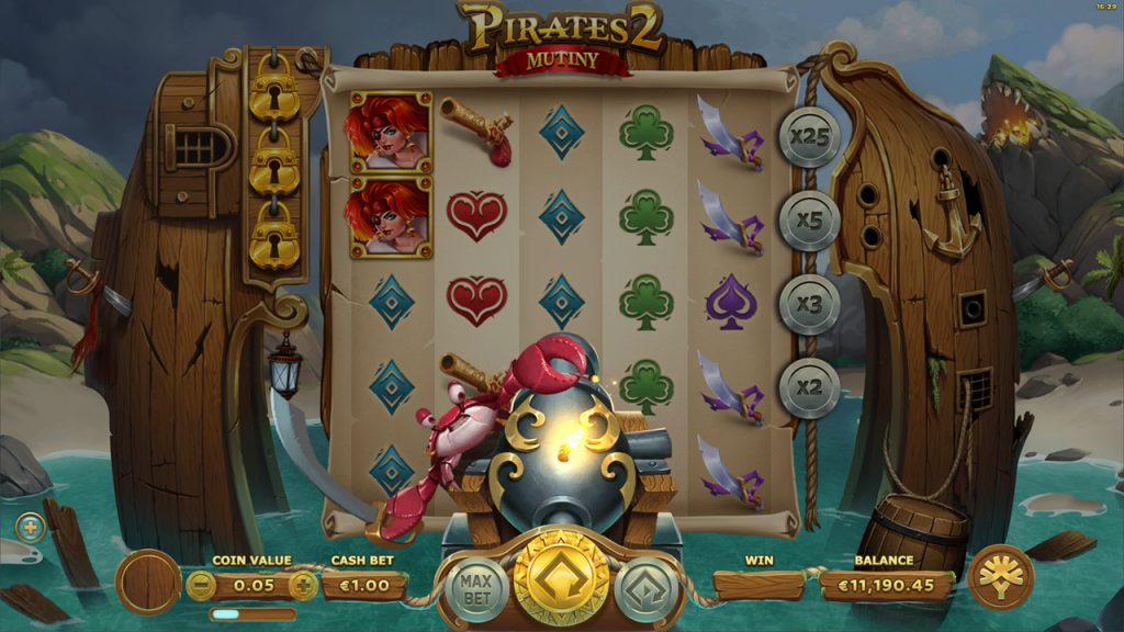 Pirate-2-mutiny-slot-machine-online-casino-Betaland-TheClover-cannon