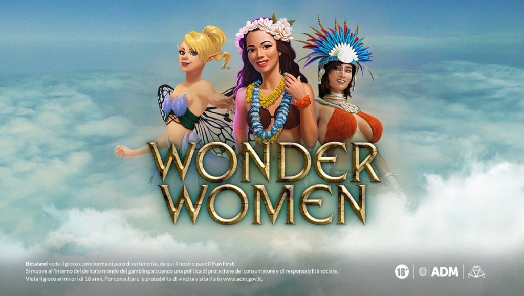 Promozione-Betaland-Casino-Bonus-TheClover-Wonder-Women-Slot-Online-Capecod