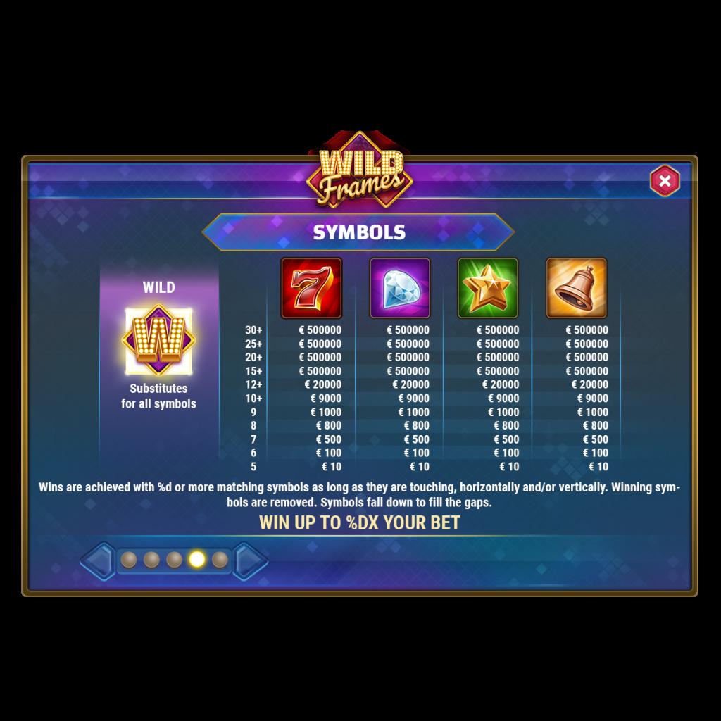 Slot-Online-Wild-Frames-Recensioni-Betaland-Simboli