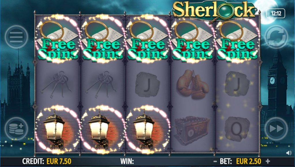 Sherlock-Slot-Online-Pagamenti-Free-Spin-Bonus-Casino-Betaland-TheClover