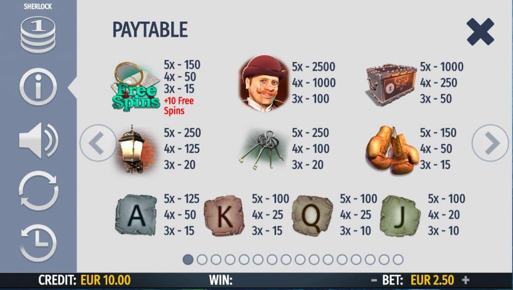 Sherlock-Slot-Online-Pagamenti-Giocate-online-Bonus-Casino-Betaland-TheClover
