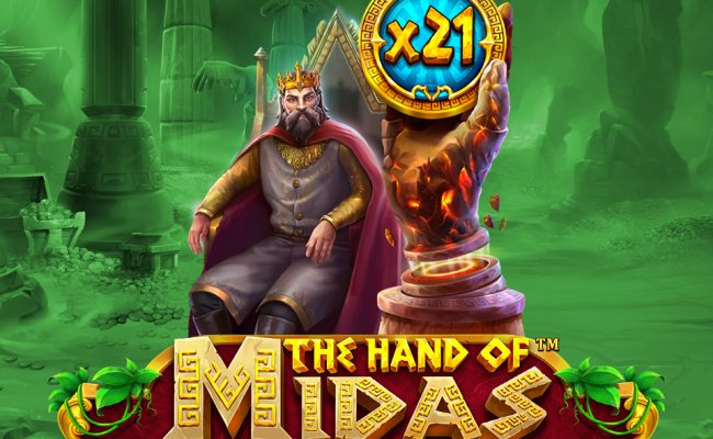 Slot-online-the-Hand-Of-Midas
