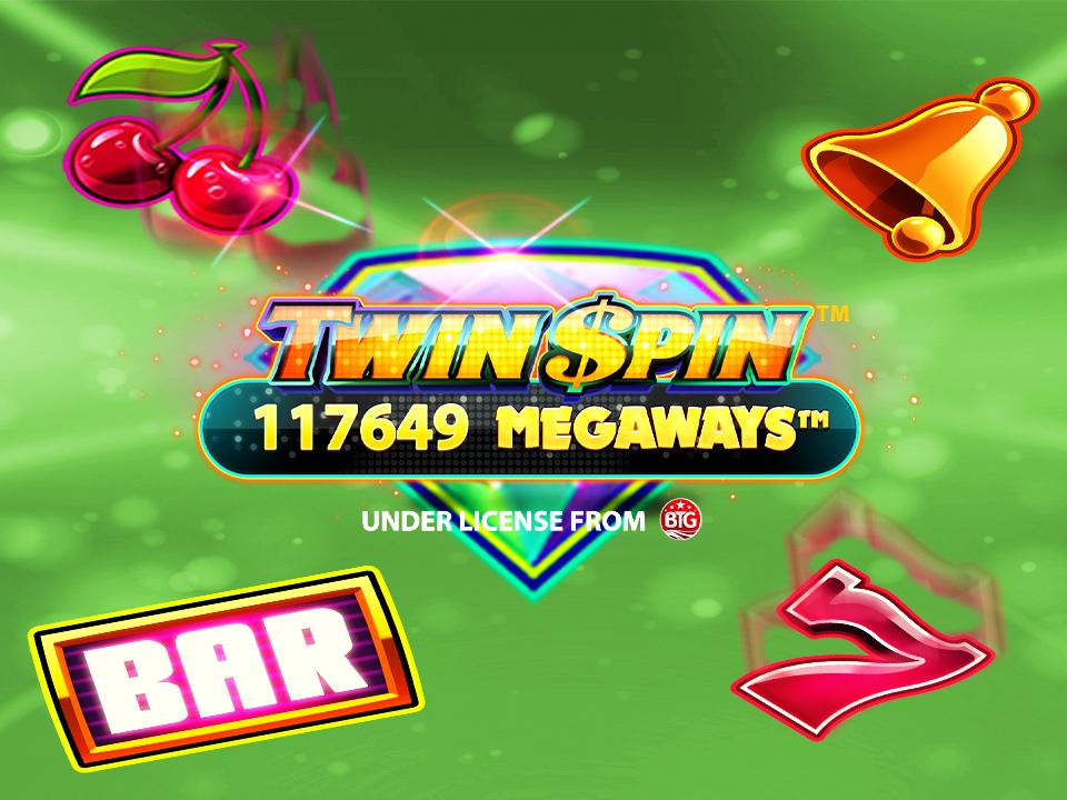 Twin Spin Megaways Betaland Casino