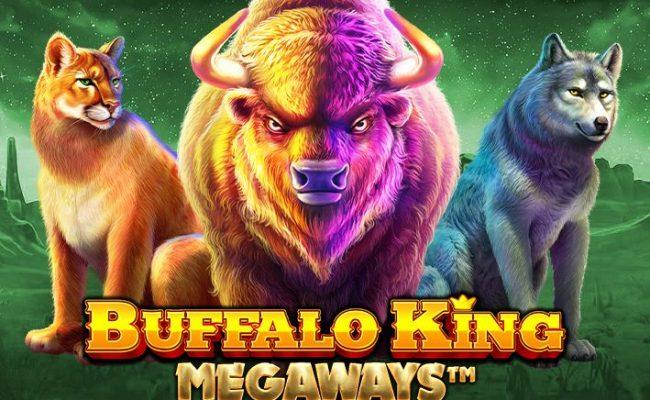 Nuove-slot-2021-Buffalo-King Megaways